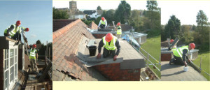 flat-roofing-montage